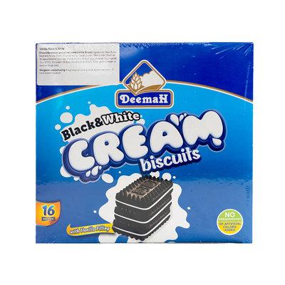 Deemah Biscuits Chocolade Room Vulling 16 Stuks