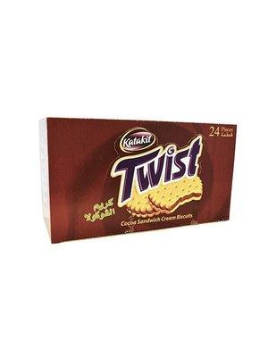Katakit Twist Chocolade Biscuits 24 Stuks