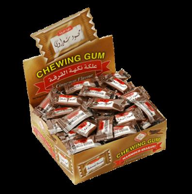 Mamoun Sharawi Cinnamon Kauwgum 100 Stuks
