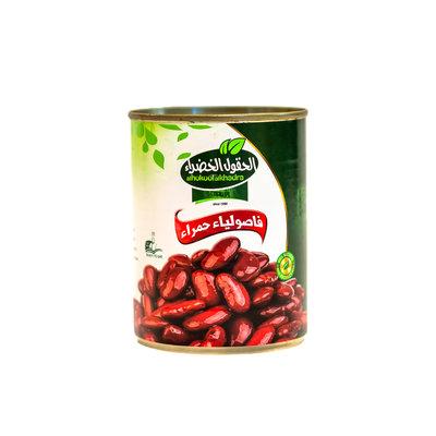 Al Hokool Al Khadra Rode Bonen in Blik 400 Gram