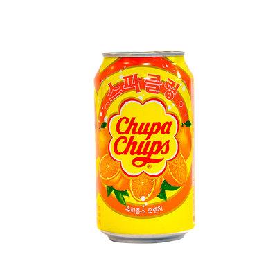 Chupa Chups Orange Frisdrank 345 ML
