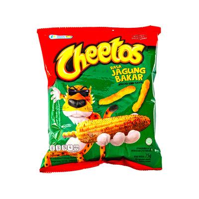 Cheetos Chips Geroosterde Maïs Smaak 75 Gram