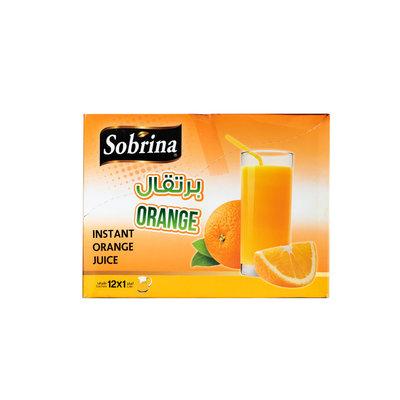 Sobrina Poedersap Sinaasappel 12 x 1 L