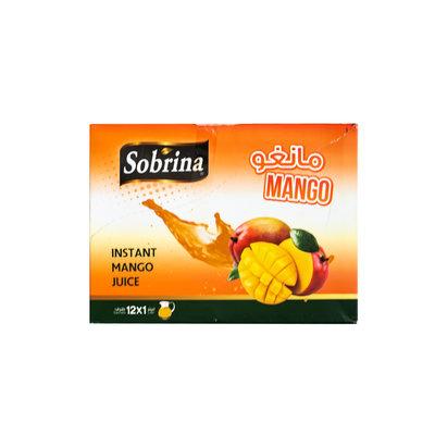 Sobrina Poedersap Mango 12 x 1 L