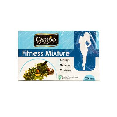 Campo Theezakjes Kruidenthee Fitness 20 Stuks