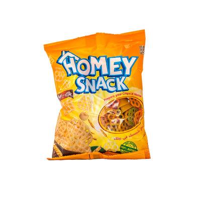 Homey Snack Chips Gekleurd 150 Gram
