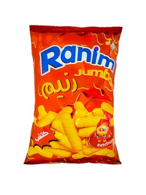 Ranim Ketchup Chips 40 Gram