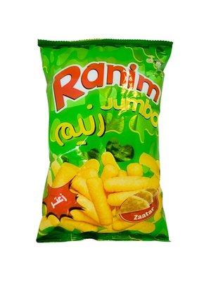 Ranim Tijm (Za'ater) Chips 40 Gram