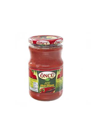 Öncu Paprika Puree (aci) Scherp 700 Gram