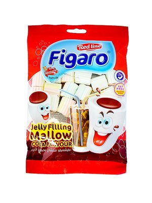 Figaro Marshmallows Cola 70 Gram