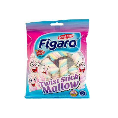 Figaro Marshmallows Twist 50 Gram
