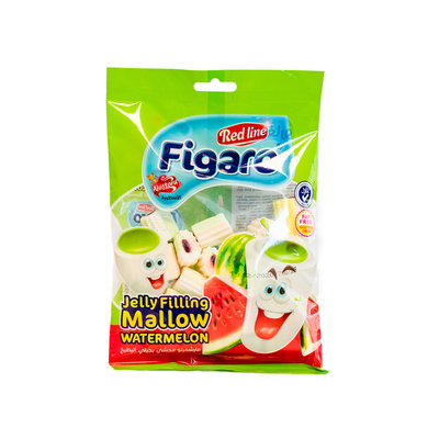 Figaro Marshmallows Watermeloen 70 Gram