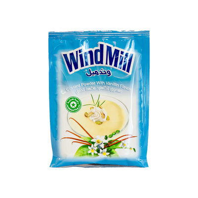 Windmill Custard Pudding Vanille 50 Gram