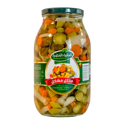 Al Hokool Al Khadra Gemixte Groenten 2,8 KG