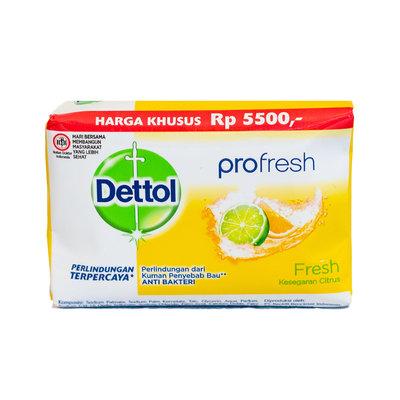 Dettol Antibacteriële Zeepblok Limoen 105 Gram