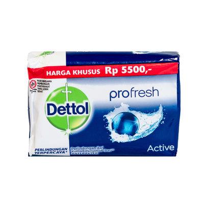 Dettol Antibacteriële Zeepblok Active 105 Gram