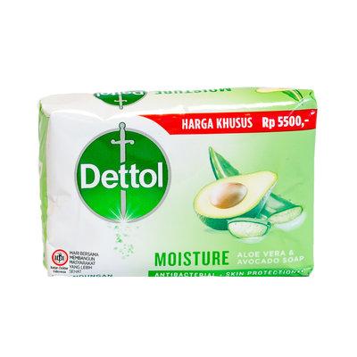 Dettol Antibacteriële Zeepblok Aloe Vera 105 Gram