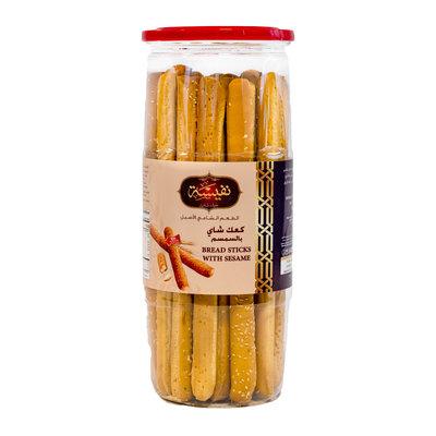 Nafeeseh Broodstengels Sesam 450 Gram