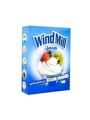 Windmill Slagroom Poeder Vanille 130 Gram