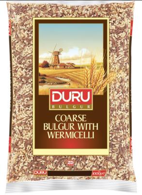 Duru Bulgur (Tarwe) met Vermicelli 1 KG