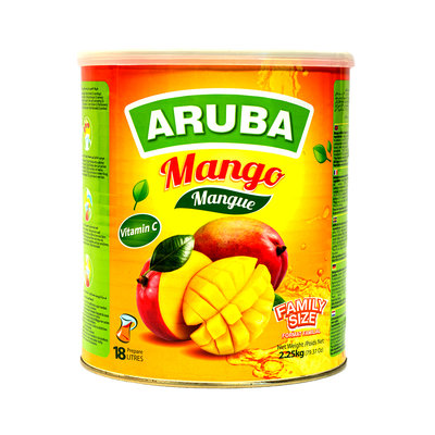 Aruba Poedersap Mango 2,25KG