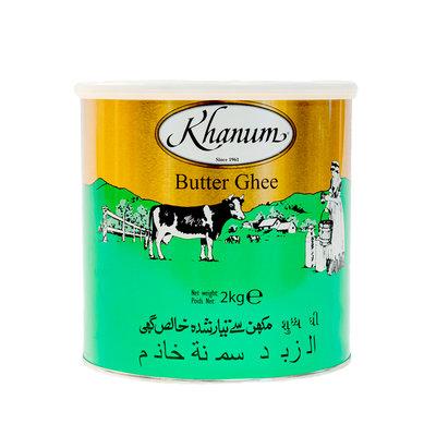Khanum Ghee (Botervet) 2 KG