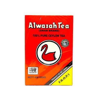 Alwazah Losse Theebladeren Ceylon Zwarte Thee 400 Gram