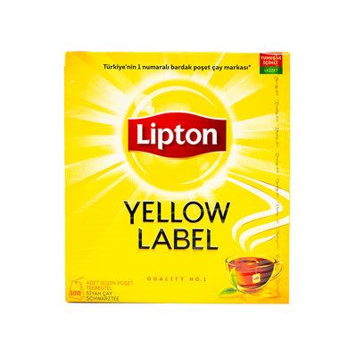 Lipton Theezakjes Zwarte Thee 100 Stuks