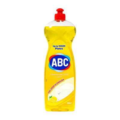 ABC Afwasmiddel Citroen 750 ML