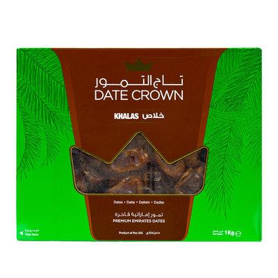 Taj Altomour Khalas Date Crown Dadels 1 KG