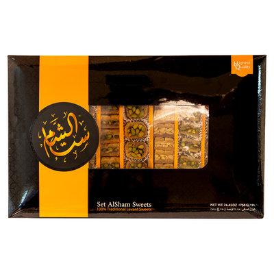 Set Al Sham Baklava 700 Gram
