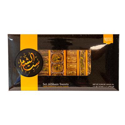 Set Al Sham Baklava 400 Gram