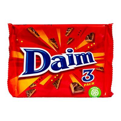 Daim Chocolade Repen 3x28 Gram