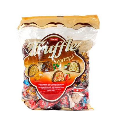 Elvan Truffle Bonbon Chocola Mix 1KG