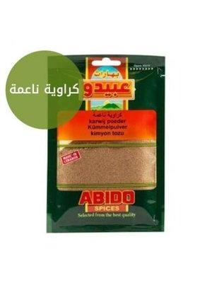 Abido Fijn Gemalen Karwijzaad 50 Gram