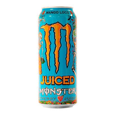 Monster Energie Drink Mango Loco 500 ML