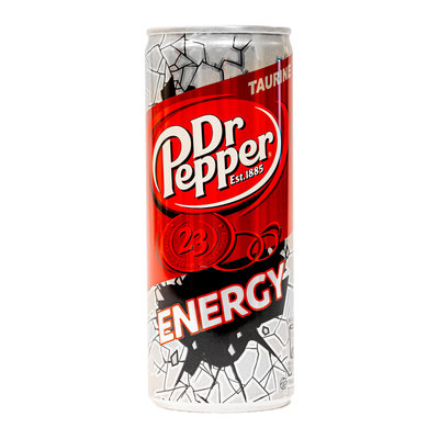 Dr Pepper Energie Drink 250 ML