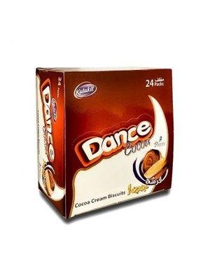 Dance Koekjes Chocolade 24 stuks