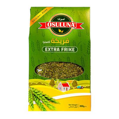 Osuluna Geroosterde Groene Tarwe (Extra Freekeh) 800 Gram