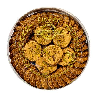 Osuluna Sweets (SesamKoekjes) Barazek 750 Gram