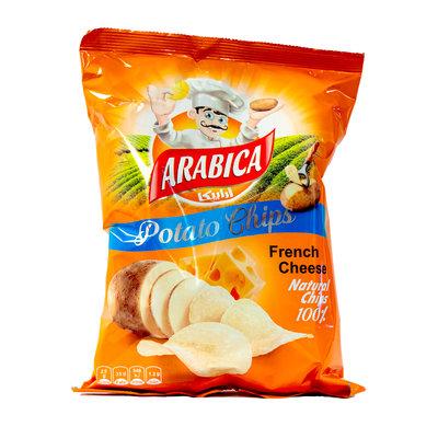 Arabica Franse Kaas Chips 85 Gram