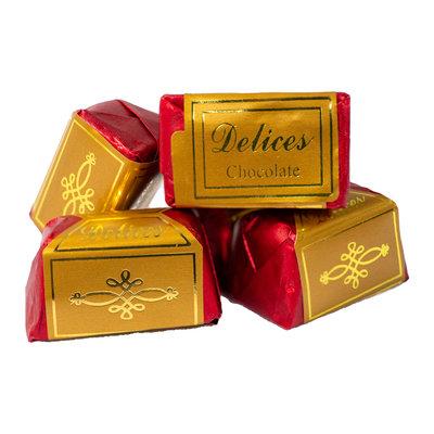 Borjak Chocolade Regalo Met Caramel Gevuld 500 Gram