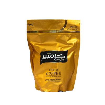 Campo Gold Koffie met Kardemom 200 Gram
