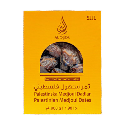 Al Quds Premium Dadels 900 Gram