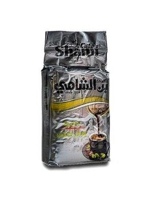 Shami Koffie Zilver Middel Kardemom 500 Gram