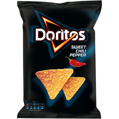 Doritos Sweet Chili Chips 125 Gram