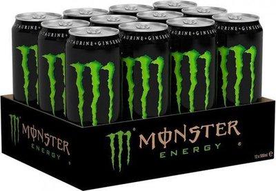 Monster Energy Original 12 x 500 ml