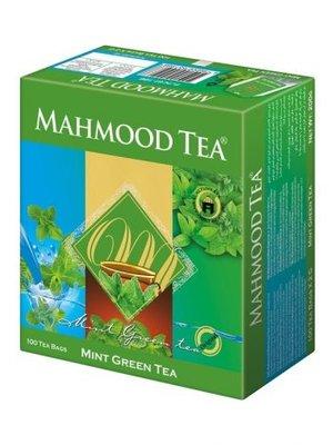 Mahmood Theezakjes Mint Thee 100 Stuks