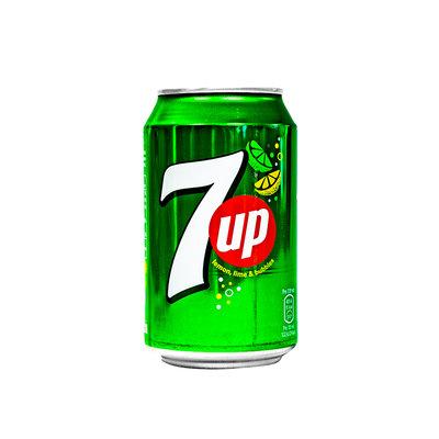 7-Up Blikjes 330 ml