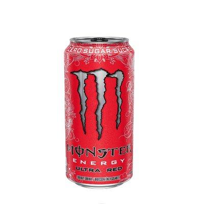 Monster Energy Ultra Red 500 ml